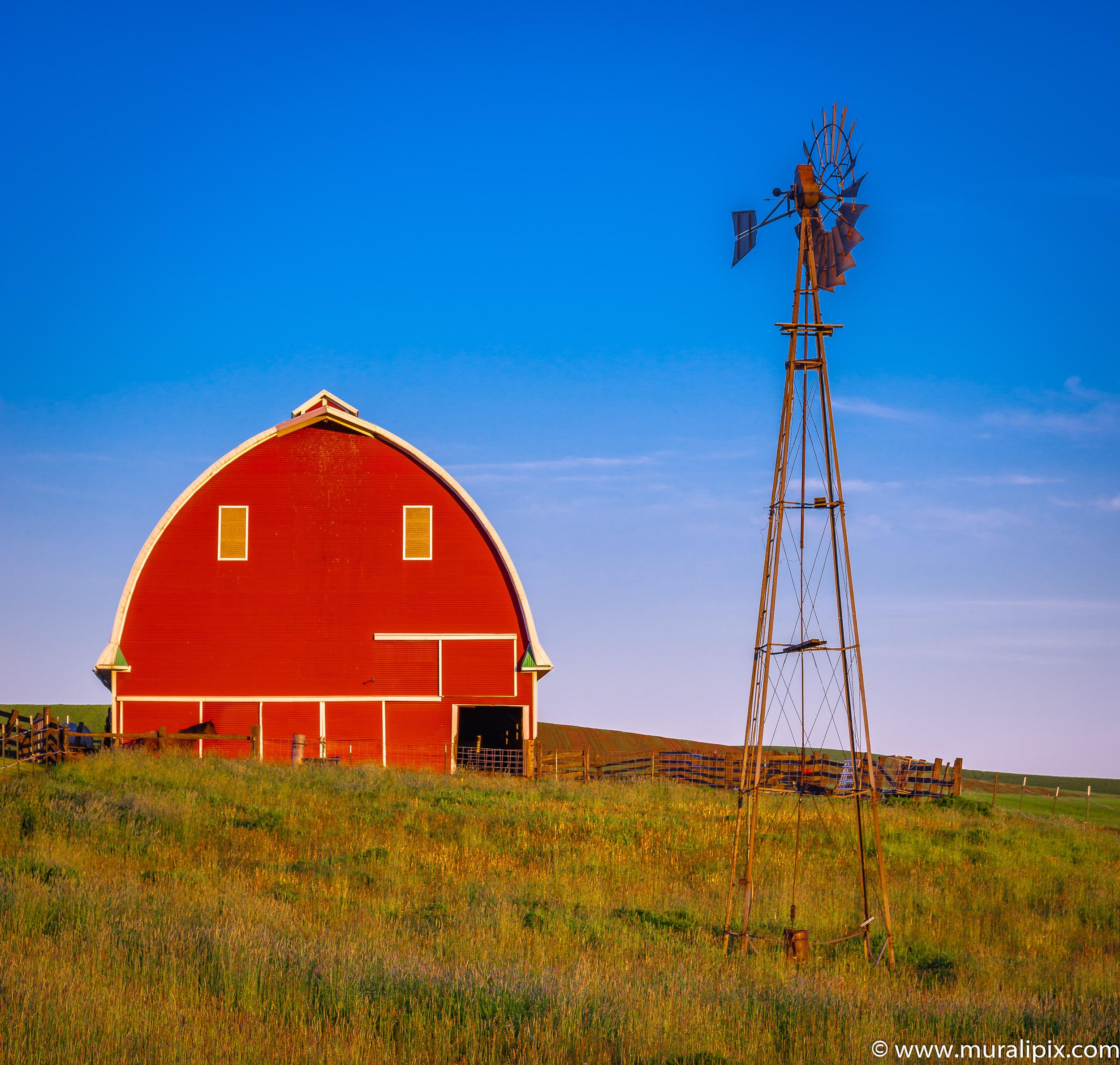 Pullman Red Barn 01