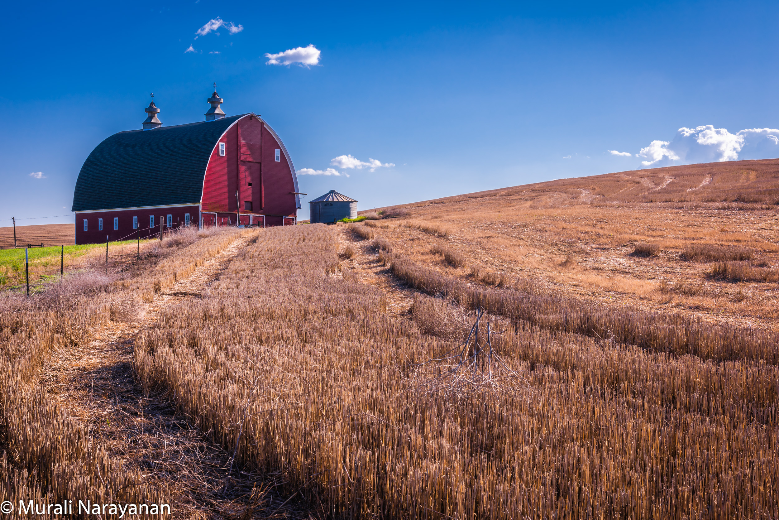 St. John Red Barn 01